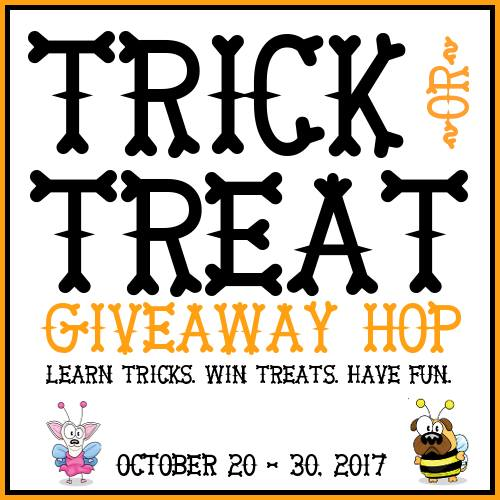 Trick or Treat Giveaway Hop 2017 - Hosted by Kol's Notes and Beagles & Bargains
