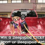 Win a Sleepypod Clickit Sport or Air! PLUS One for Your Favorite Animal Rescue!
