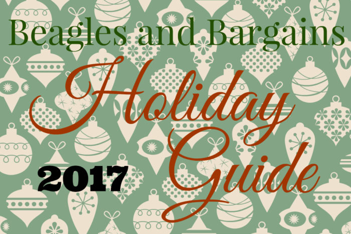 Beagles & Bargains 2017 Holiday Guide for Dogs & Dog Moms - 39 Gift Ideas for Pet Lovers