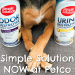 Start Your Spring Cleaning with Simple Solution – Now Available at Petco