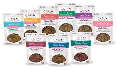Caru Pet Food Soft n' Tasty Baked Bites