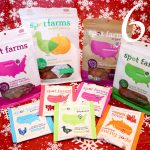 Holiday Foods Dogs Can and Can't Eat | Stocking Stuffer Giveaways | Win an Spot Farms Dog Treat Prize Pack | #sponsored by Spot Farms
